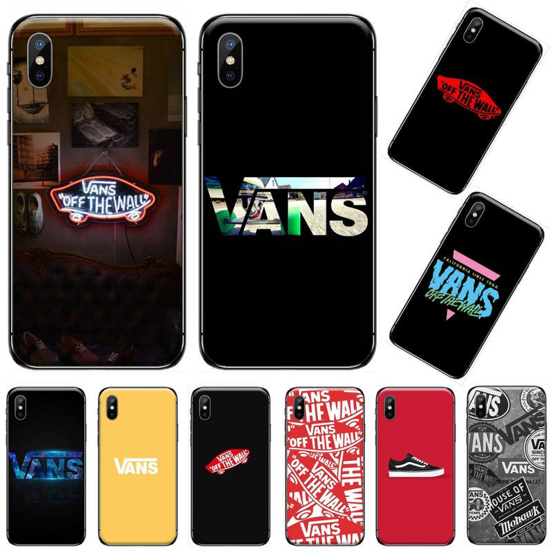 Skateboard sports brand Phone Case For iphone 5 5s 5c se 6 6s 7 8 plus x xs xr 11 pro max coque shell case cover