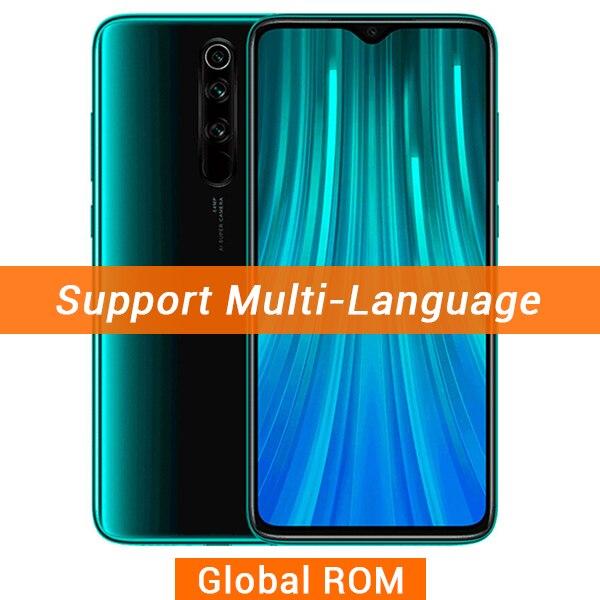 Global ROM Green