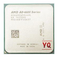 Четырехъядерный процессор AMD A8-Series A8 6600K A8 6600 3,9 ГГц AD660KWOA44HL Socket FM2