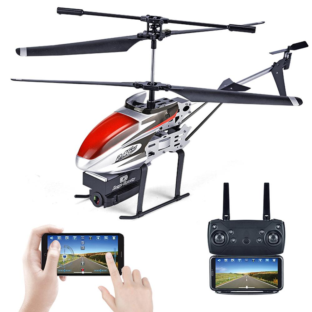 KY808 Helicopter Drone Gesture Photo WiFi 1080P HD Camera Attitude Hold One Key Off Land RTF
