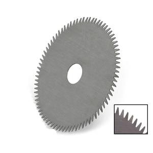 Image 4 - 1XCAN 1pc 85mm נשא 10/15mm 80 שיניים חשמלי HSS מיני מסור עגול להב כוח כלים אביזרי עץ/מתכת חיתוך דיסק