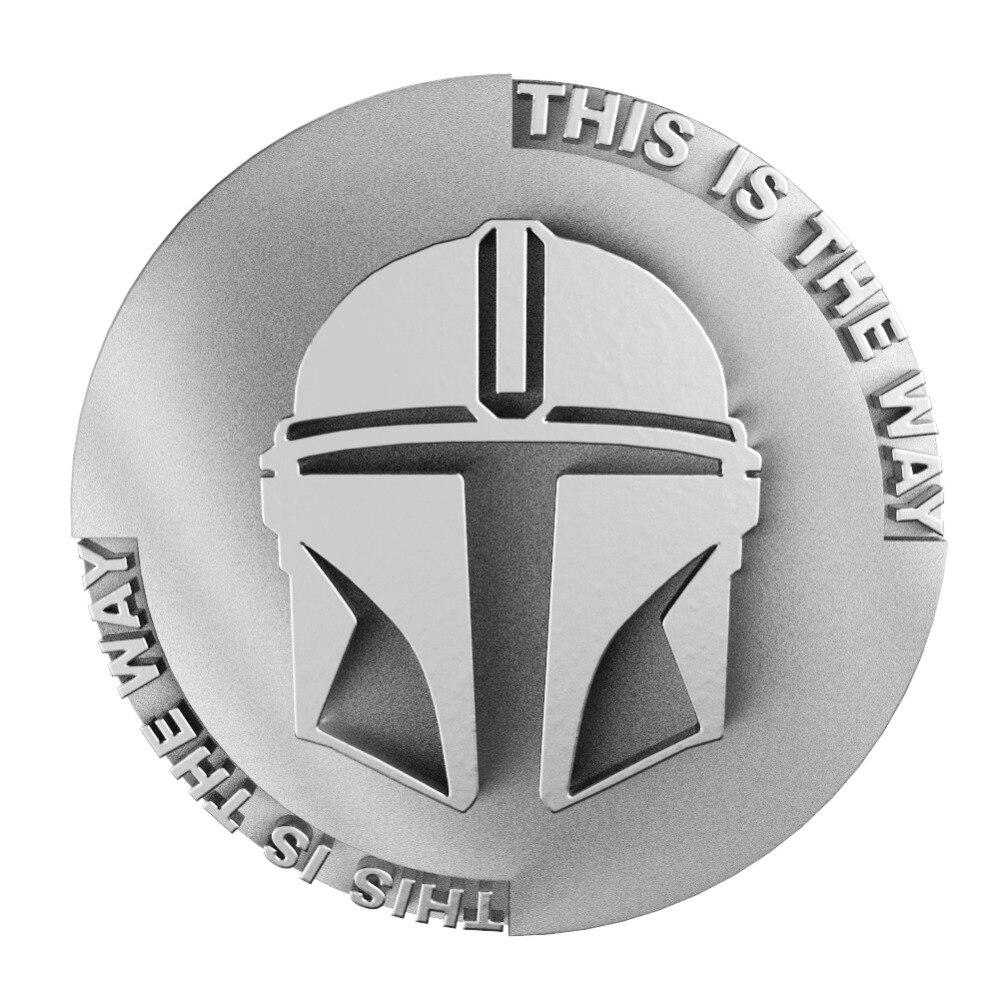 曼达洛人尼角兽徽章02