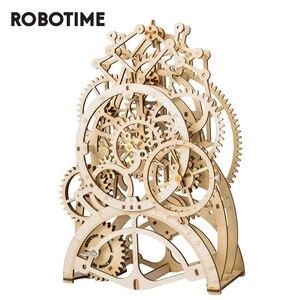 Robotime DIY 3D Wooden Puzzle