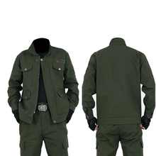 Clothing-Set Army-Suit Military-Uniform Tactical-Jacket Combat German Camouflage Pants