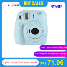 5 Warna Fujifilm Instax Mini 9 Kamera Kamera Foto 2 Pilihan/MINI 9 + 13 In 1 Kit kamera Filter + Album + Stiker + Lainnya(China)