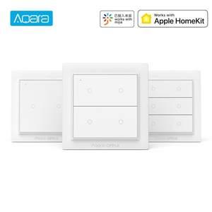 Xiaomi Aqara ZigBee 3.0 Opple Wireless Smart Switch Work With Mijia App Apple HomeKit