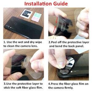 Image 5 - 2 sztuk ochraniacz ekranu dla Xiaomi Poco X3 szkło Mi A2 Lite A3 9 5 6X szkło hartowane telefon ochronny Film dla Poco X3 NFC