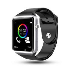 2019 new Smart Watch For Children Kids Baby Watch Phone Support 2G Sim Card Dail Call Touch Screen Smart Clock Kids Smartwatches