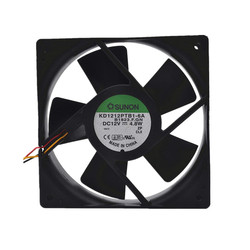 Kd1212ptb1-6a 12V 4.8W 12025 12CM Chassis Cooling Fan