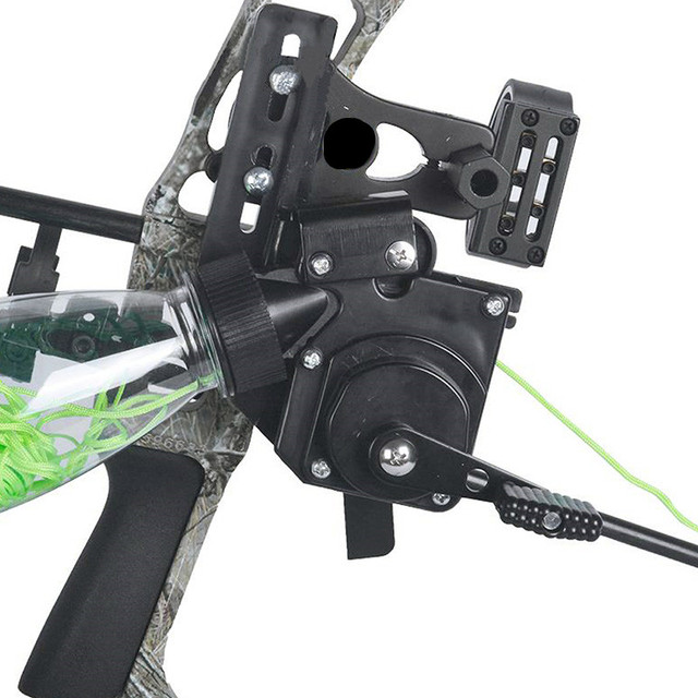 High Quality Bow Fishing Reel Fishing Hunting Bow 40m Shooting Fish Pot Archery Equipment For Outdoor Fishing Accessories 2