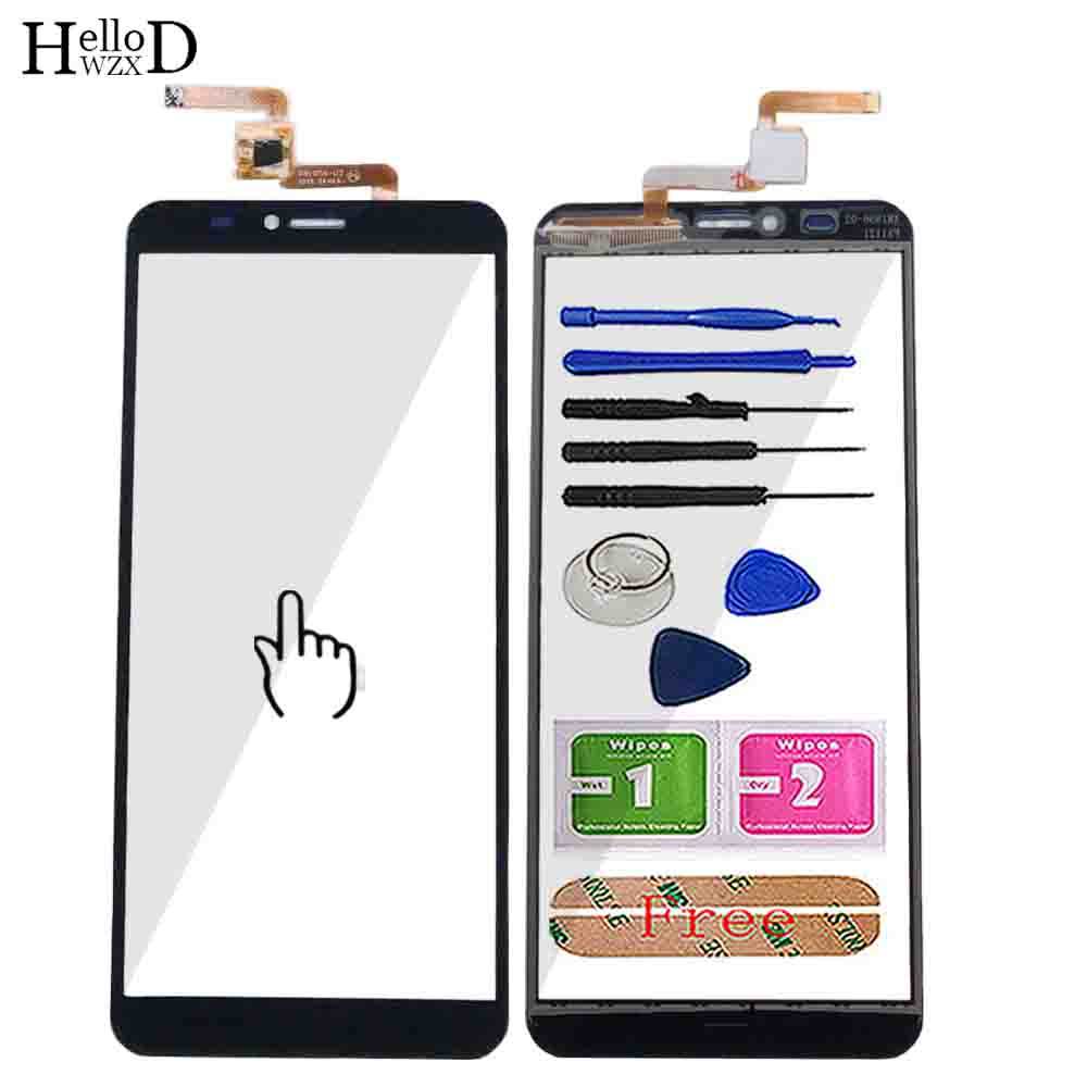 Touch Screen For Jinga Pass Plus Touch Screen Digitizer Panel Front Outer Front Glass Sensor 5.5