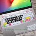 Für ASUS VivoBook 15 Asus x509 X509FJ X509FB X509FL X509FA X509 FA FB FJ FL FL8700F Y5100 Y5200f 15,6 zoll tastatur Abdeckung haut