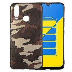 На Алиэкспресс купить чехол для смартфона fashion fresh soft back cover for vivo y3 y12 y15 y17 2019 v15 v15 pro v11 y83 y81 y85 camouflage military silicone phone case