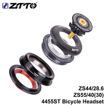 ZTTO Conical Head Tube Straight Bowl 44-55mm 44/55mm Bicycle Palin Wrist