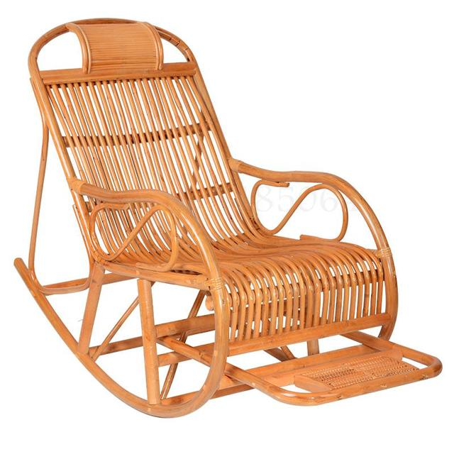 Rattan Rocking Chair  4
