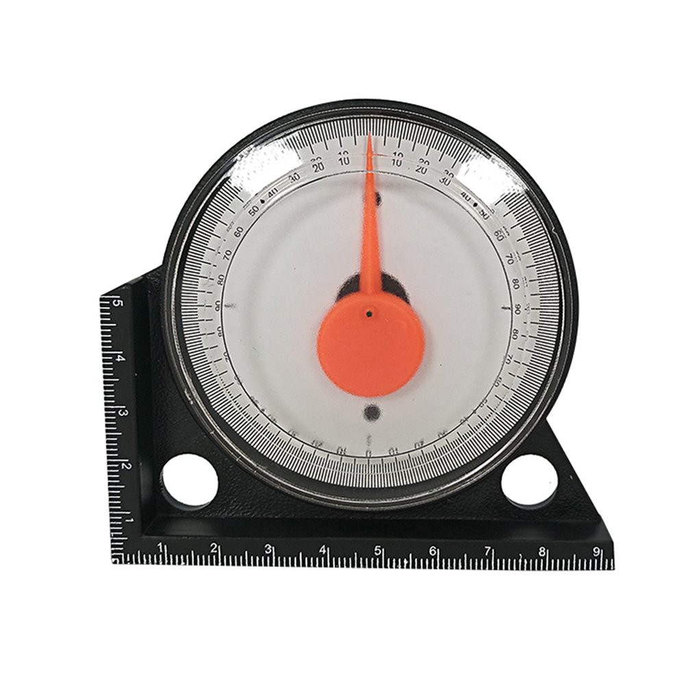 High Precision Tilt Level Meter Angle Finder Clinometer Gauge With Magnetic Base Slope Measuring Instrument