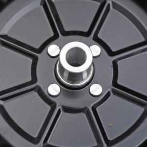 Image 5 - 216 мм * 118 мм ветровое колесо выхлопа, диапазон деталей капота крыльчатка/лопасть вентилятора