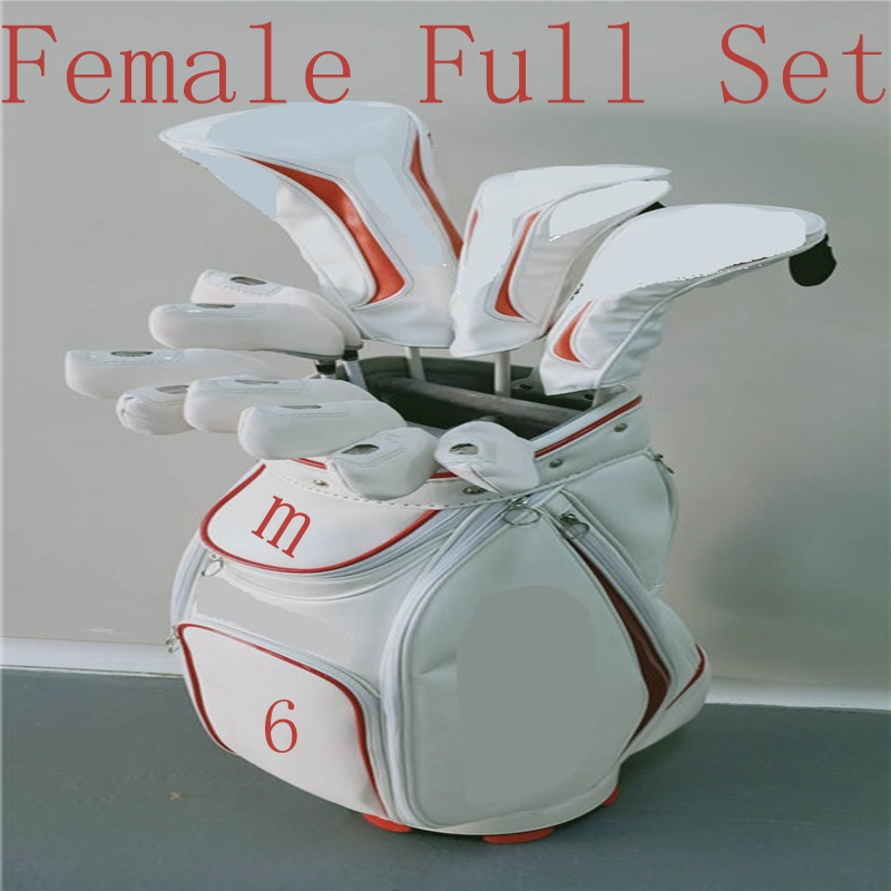 Womens Golf Clubs m6 Complete Set M 6 Golf Full Set Driver Fairway Woods Irons Putter Graphite Shaft and Bag 1