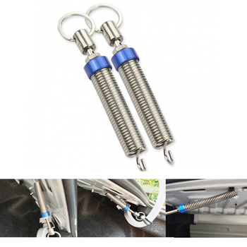 Automobile Spring Adjustable Spring Automatic Lifting Lifter Car Trunk Universal Automatically Open Booster Supplies Accessories car modified trunk adjustable spring racing engine hood lock lock trunk lock tail box hook spring hook car styling accessories