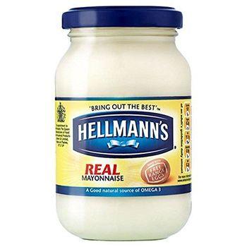 Mayonnaise Vraie Hellmann (de 200g) - Paquet de 6
