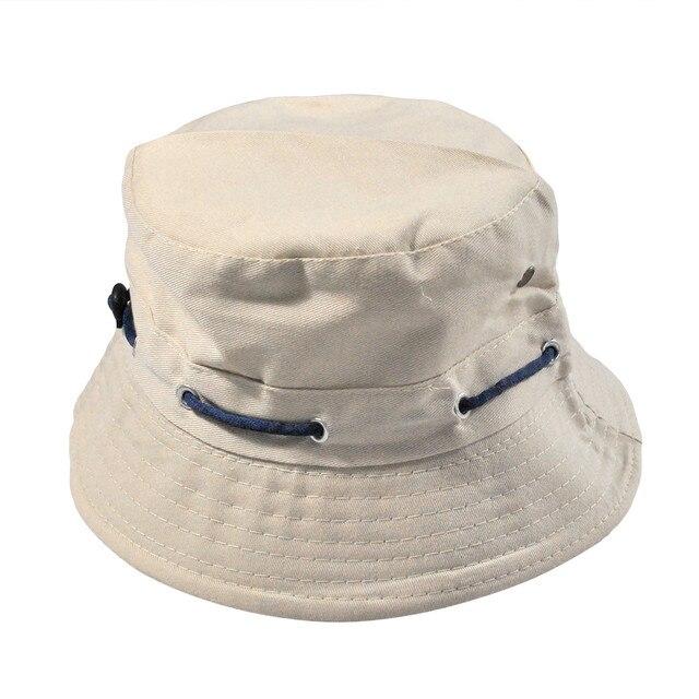 Unisex Cotton Bucket Hat...
