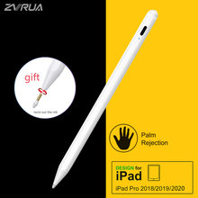 Для Apple Pencil 2 Touch Pen Stylus для iPad Pro 2020 11 12,9 9,7 2018 Air 3 10,2 2019 Mini 5 Active Pencil, ручка для рисования без задержки