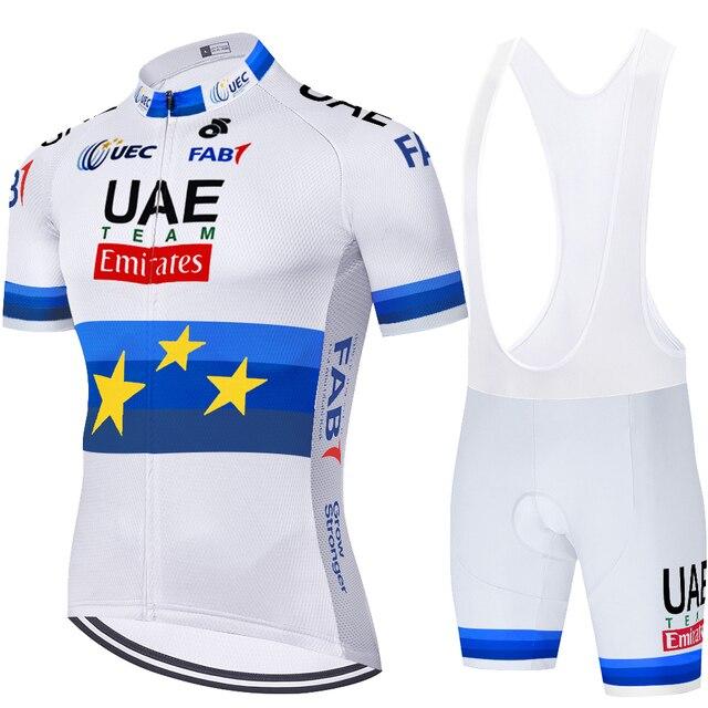 Nouvelle équipe eau cyclisme maillot hommes biker shorts été respirant abbigliamento ciclismo estivo 2020 uomo séchage rapide vélo vêtements