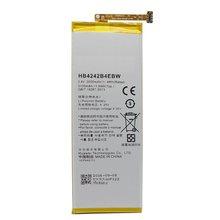 Сменный аккумулятор для телефона HB4242B4EBW для Huawei honor 6 H60-L01 H60-L02 honor 4X 3000mAh
