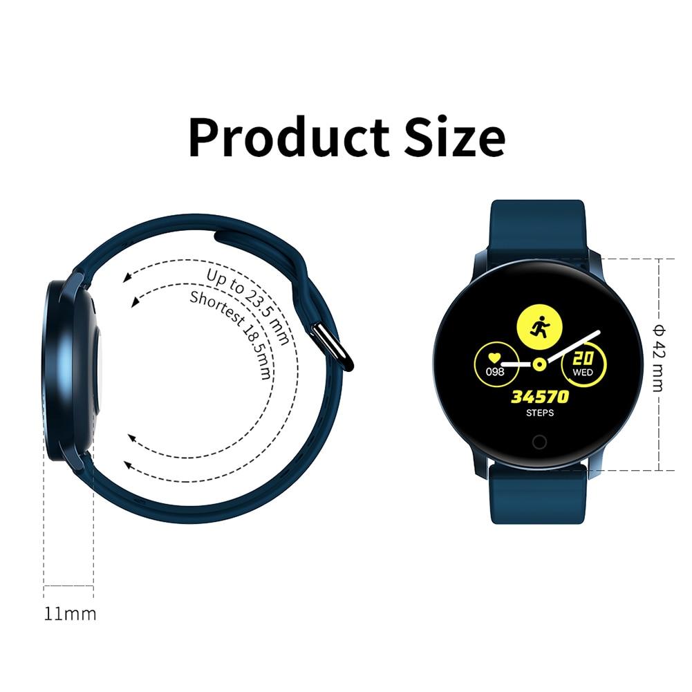 Monitor de sono bluetooth despertador calorias relógio