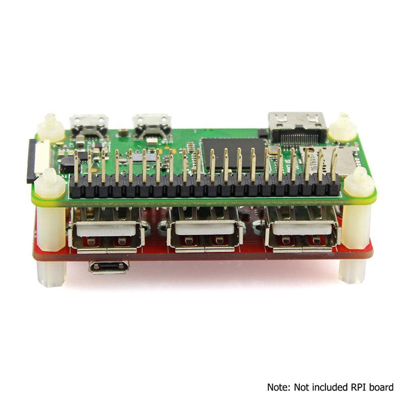 USB Hub RPI Zero (8)
