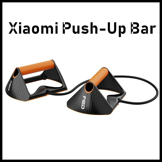 2020 New Xiaomi Ecosystem Brand FED Push Up Bar Stand Pulling Rope 10/20 Pounds FED XM0109 For Smart Home
