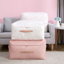 Bags Closet-Organizer Storage-Bag Pillow Quilt Travel 1pc Dustproof-Cover Polyester