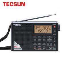 Tecsun PL 310ET راديو كامل الرقمية مولد FM/AM/SW/LW راديو ستيريو راديو الإنترنت المحمولة للمستخدم الإنجليزية الروسية
