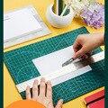 A1/A2/A3/A4/A5 многофункциональный ПВХ самозаживляющийся коврик для резки разделочная доска бумажный резак инструменты для изготовления подарк...
