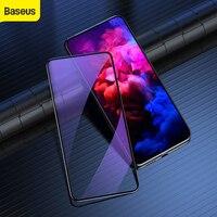 Baseus 0.3mm 전체 커버 화면 보호기 Huawei Honor Magic 2 보호 유리 용 Anti-bluelight 강화 유리 필름