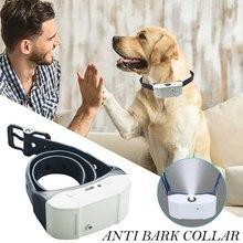 Anti Bark Collar Train Mist Spray No Shock Vibration Sound Humane Training Device Control Your Pet with Anti Barking Dog Collar цена