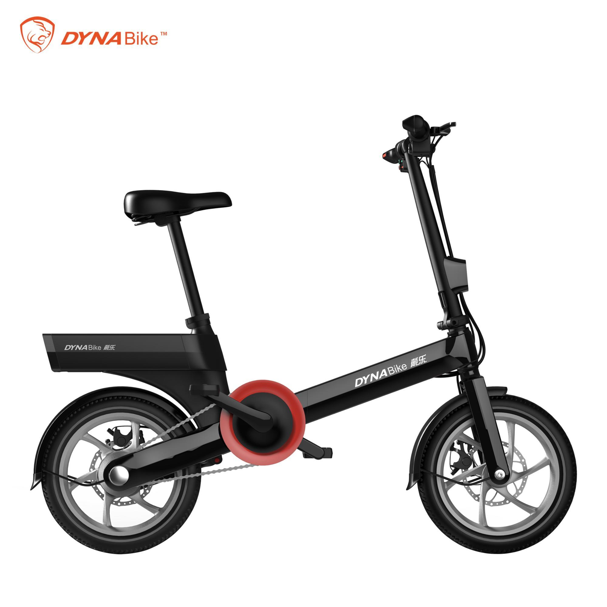 D6 folding bikeChina factory 12inch new design foldable electric bike 1
