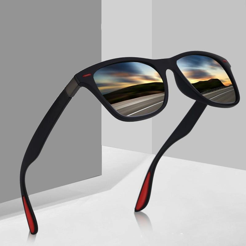 Okulary przeciwsłoneczne Ultralight TR90 za $1.81 / ~7.40zł