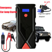Emergency 18000mAh 2000A Starting Device Portable 12V Car Jump Starter Power Bank Car Charger For Car Battery Booster Buster LED