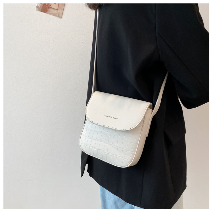 2021 novo fresco versátil senhoras bolsa de