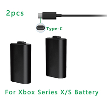 For XBOX Series S X controller rechargeable polymer battery pack 1200mAh (with 3M cable) Suitable for XBOX Series X/S Gamepad