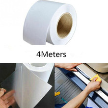 Sticker Protection-Film Hood-Paint Transparent Decals-Accessories Bumper Clear Vinyl