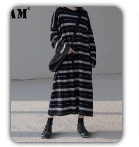 [EAM] 2019 Spring Plus Size Long Shirts Women Blouses Long-sleeve White Loose Tops Black White Cotton Shirt Big Size C006111 32