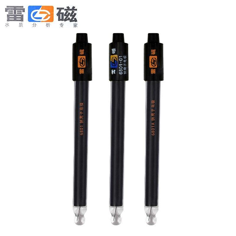 6801/6801-01/6801A Sodium Electrode Laboratory Sodium Ion Electrode Sensor Probe