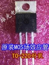 10 шт. MOS BUZ90 BUZ90A 2TO-220 Новый и оригинальный