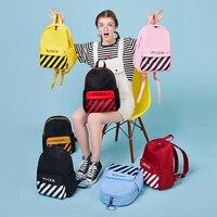 School bag female Korean high school student backpack female 2019 new fashion ins wind college student backpack tide wild