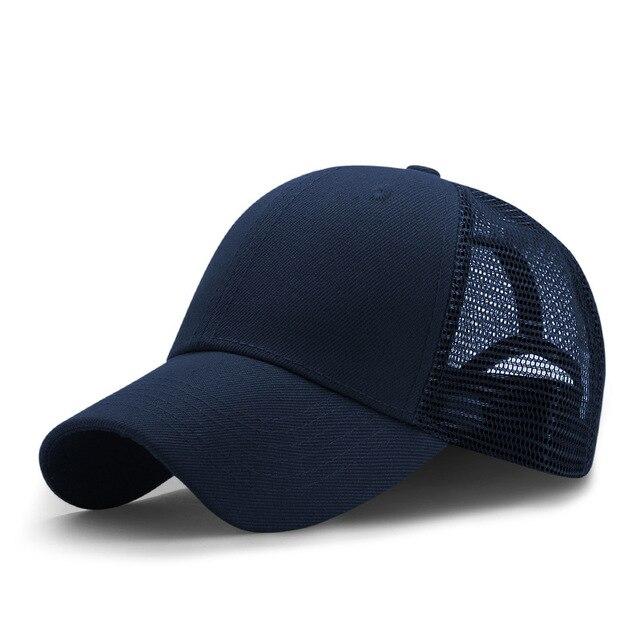 Mesh Navy blue