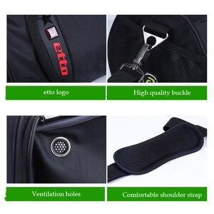 Image 5 - Etto Wasserdicht Gym Tasche Fitness Training Sport Tasche Tragbare Schulter Reisetasche Unabhängige Schuhe Lagerung Basketball Tasche HAB011