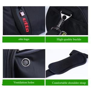 Image 5 - Etto wodoodporna torba na siłownię trening Fitness torba sportowa przenośna torba podróżna na ramię niezależne buty przechowywanie torba koszykarska HAB011