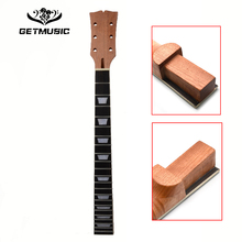 цена LP Mahogany Rosewood Fingerboard Sector and Binding Inlay for LP Electric guitar neck replacement онлайн в 2017 году
